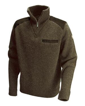fj llr ven pull camionneur vert vestes v tements de chasse homme textile boutique en. Black Bedroom Furniture Sets. Home Design Ideas