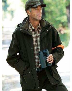 aigle veste aigle langford vert vestes v tements de chasse homme textile boutique en. Black Bedroom Furniture Sets. Home Design Ideas