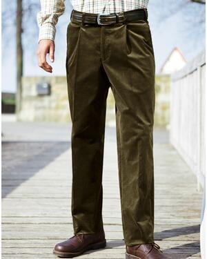 parforce traditional hunting pantalon velours c tel vert. Black Bedroom Furniture Sets. Home Design Ideas