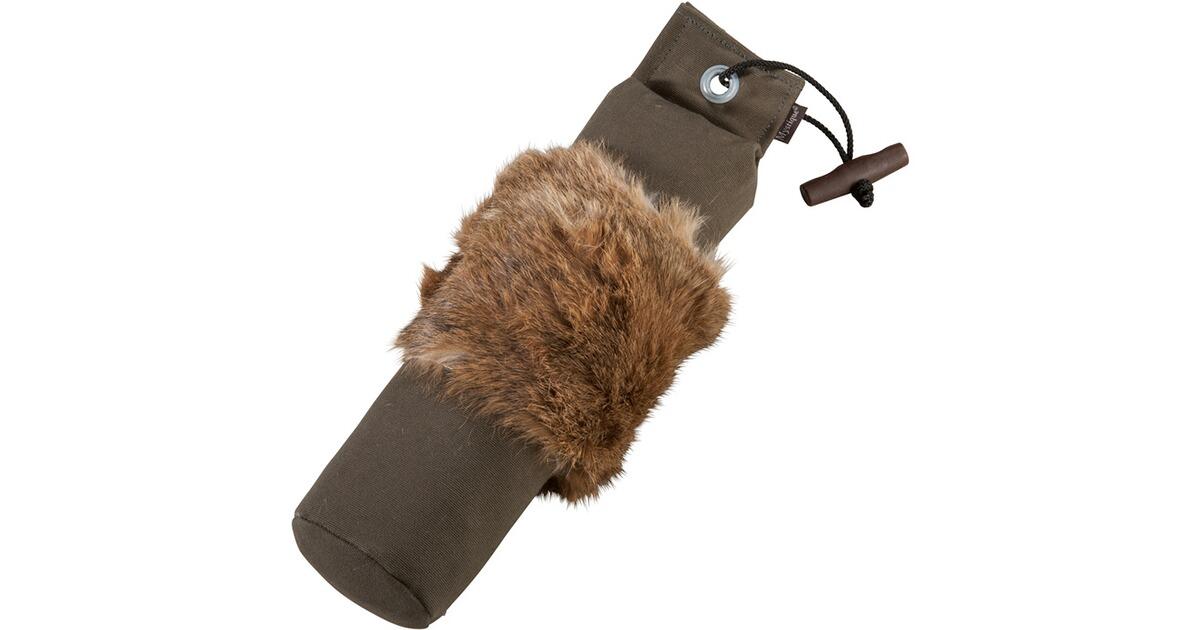 leurre avec peau de lapin 300g colliers harnais accessoires pour chien equipements. Black Bedroom Furniture Sets. Home Design Ideas