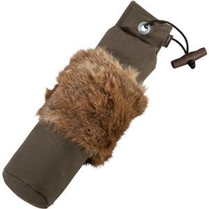 leurre avec peau de lapin accessoires accessoires pour chien equipements boutique en. Black Bedroom Furniture Sets. Home Design Ideas