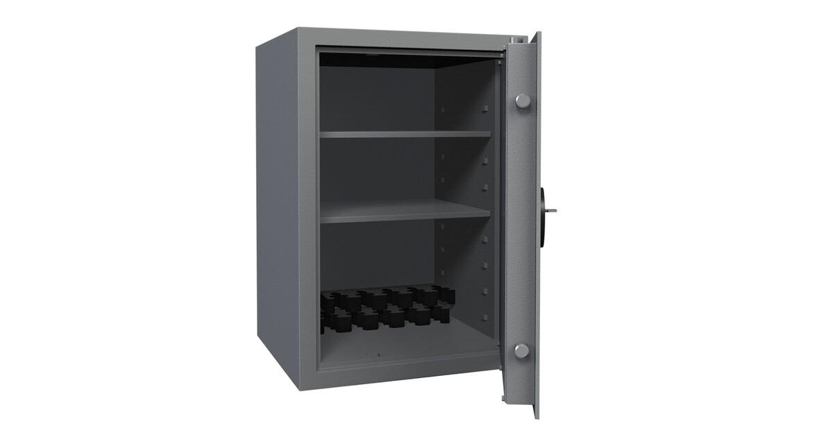 iss coffre fort sonthofen 10 armes de poing version gris charni re droite armoires. Black Bedroom Furniture Sets. Home Design Ideas