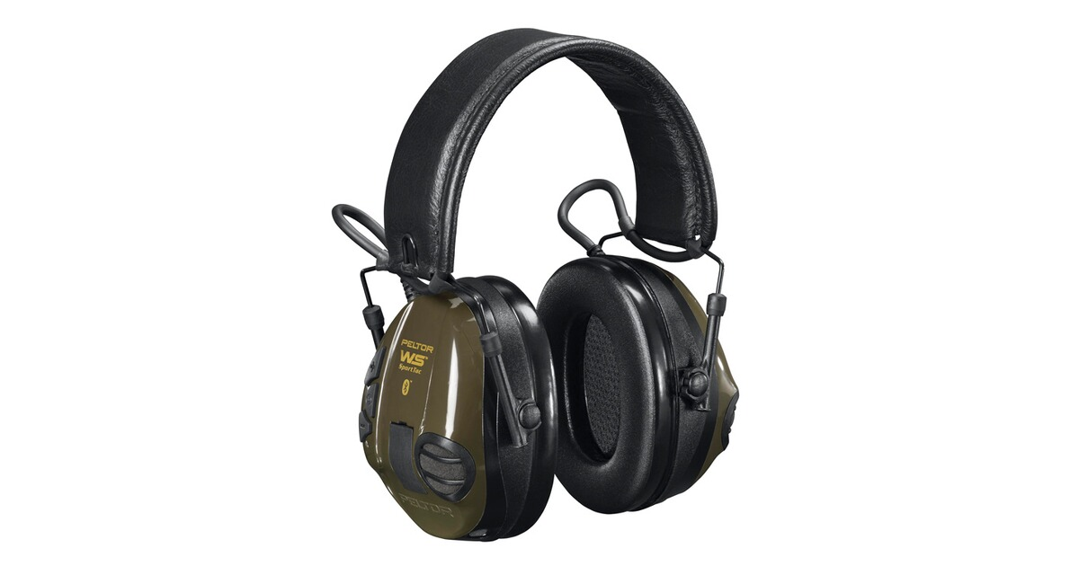 3m peltor casque anti bruit peltor ws 5 sporttac casques anti bruits et bouchons accessoires. Black Bedroom Furniture Sets. Home Design Ideas