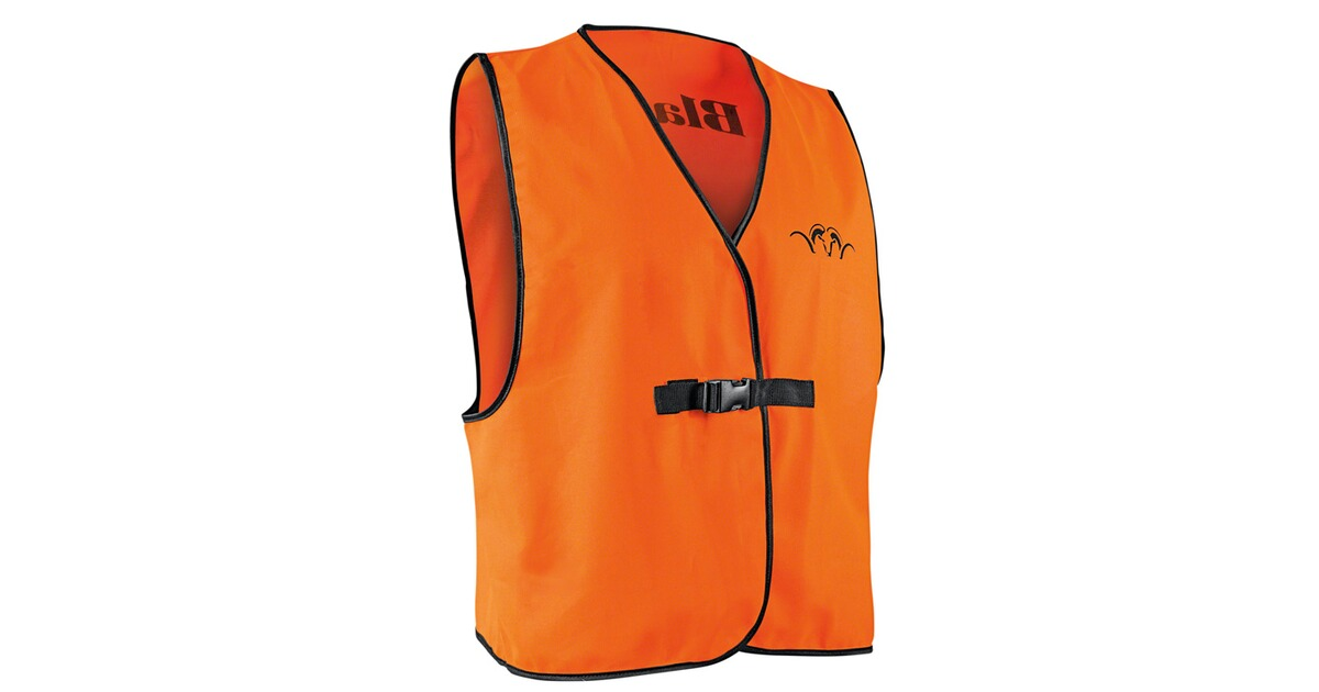 blaser active outfits gilet fluo albin orange gilets v tements de chasse homme textile. Black Bedroom Furniture Sets. Home Design Ideas