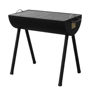 joe s grill joe 39 s half barrel barbecue equipements. Black Bedroom Furniture Sets. Home Design Ideas