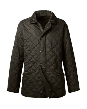 barbour veste matelass e duracotton polaire marron. Black Bedroom Furniture Sets. Home Design Ideas