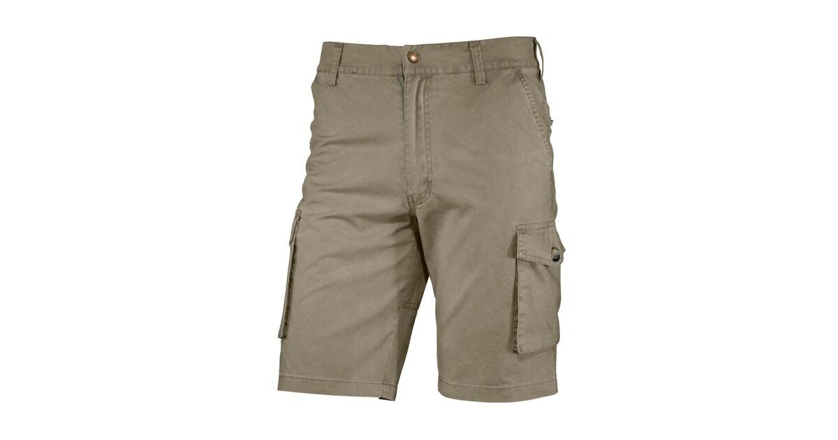 Parforce Bermuda safari (marron) - Pantalons - Vêtements