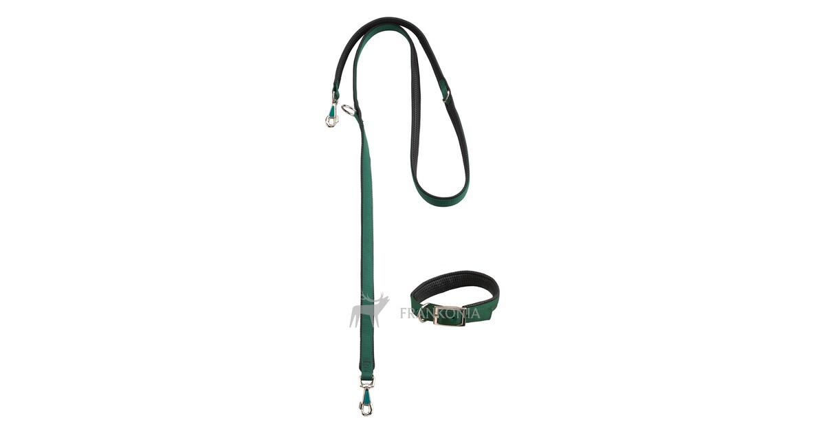 heim collier nylon confort 55cm 25mm laisses longes accessoires pour chien equipements. Black Bedroom Furniture Sets. Home Design Ideas