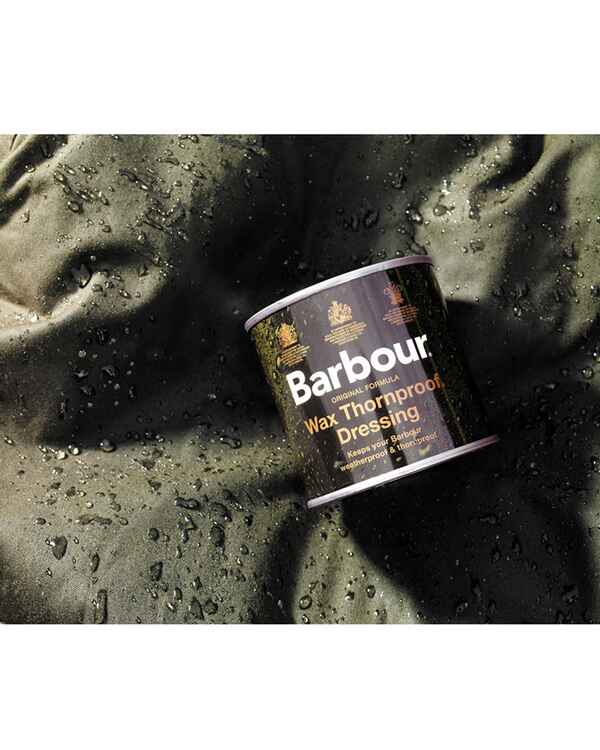 Entretien Barbour Coton Huilé