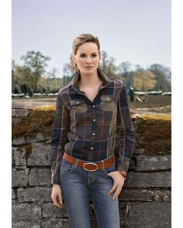 Chemise pour femme Cindall, Barbour