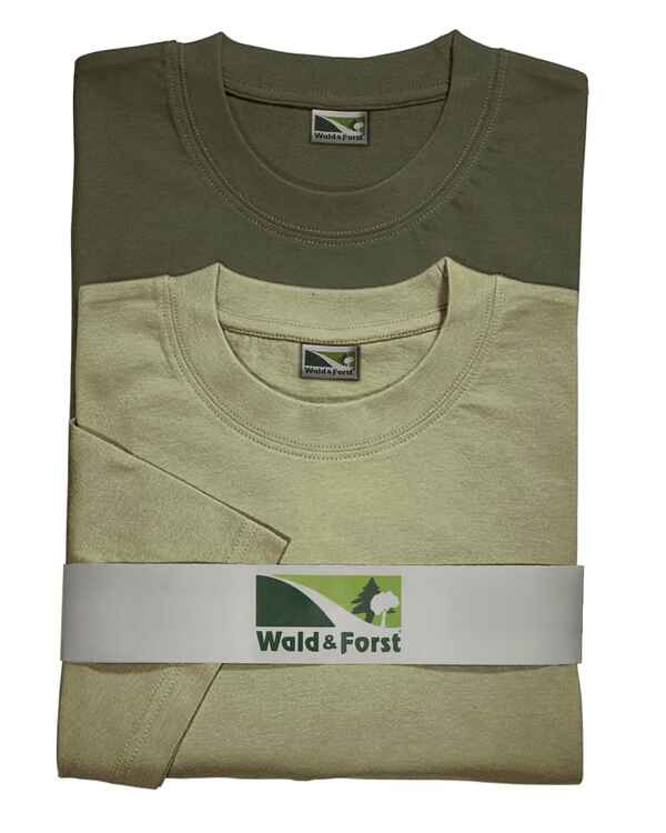 T-Shirts, Wald & Forst