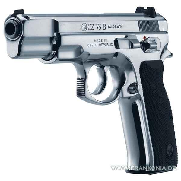 CZ CZ 75 Chromé - Pistolets - Armes de poing - Armes - boutique en ... fc8a20f2f62