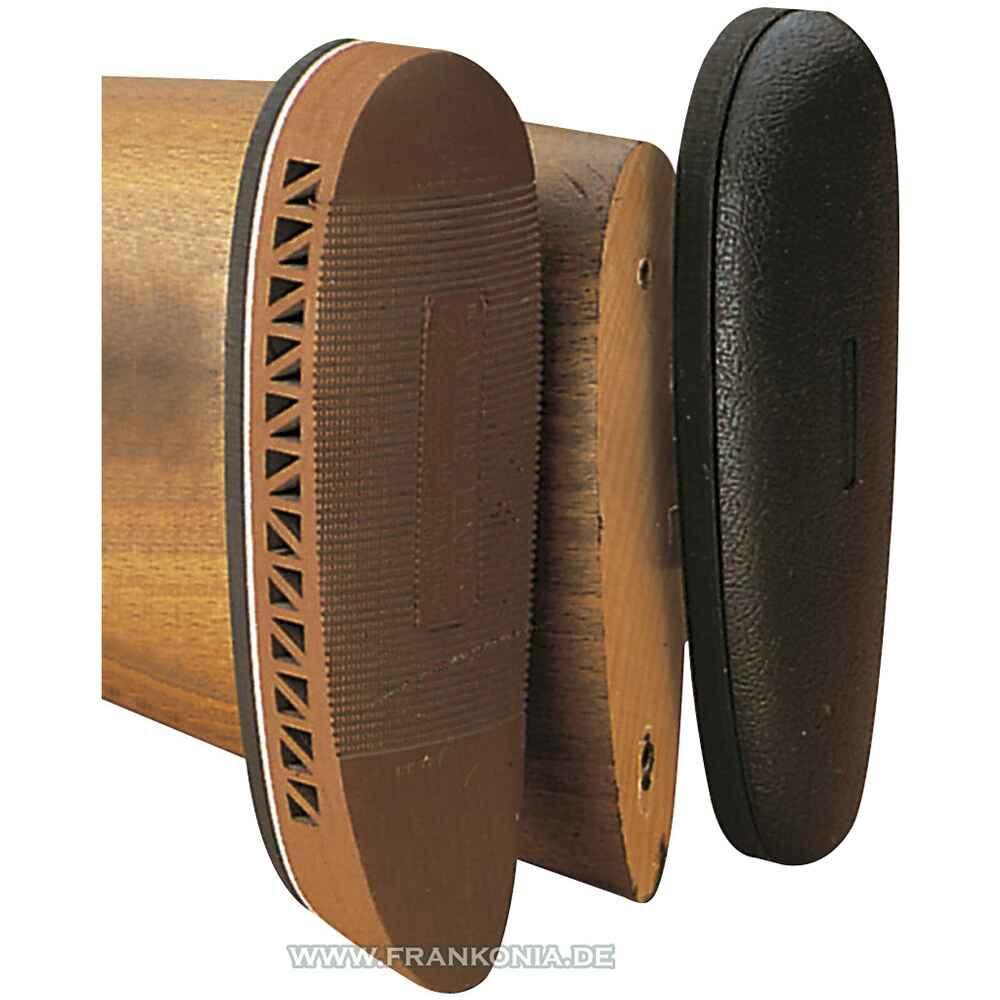 pachmayr plaque anti recul pachmayr 2 5cm noir accessoires pour armes longues accessoires. Black Bedroom Furniture Sets. Home Design Ideas