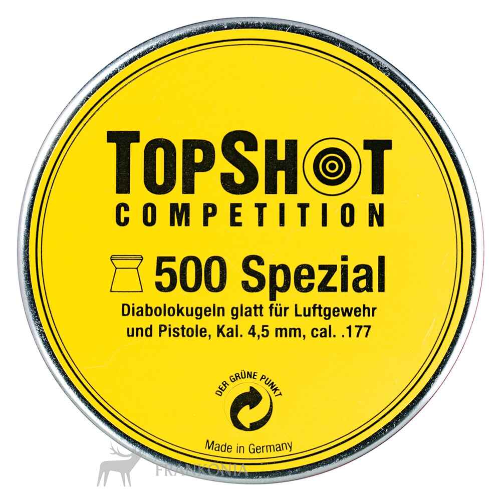 .4,50mm, Diabolos Special LG+LP, TOPSHOT Competition