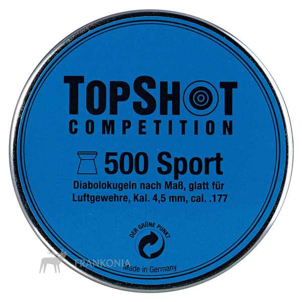 .4,50mm, Diabolos Sport LP, TOPSHOT Competition