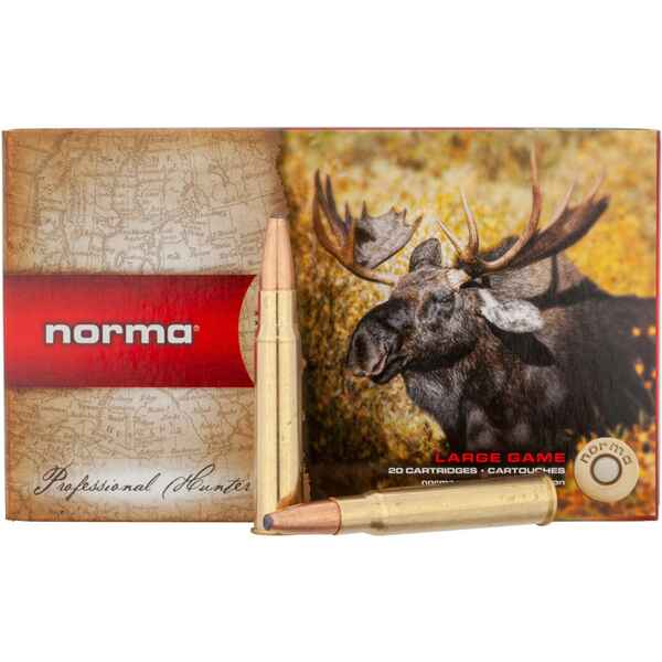 8x57 IRS Oryx (12,7gr), Norma