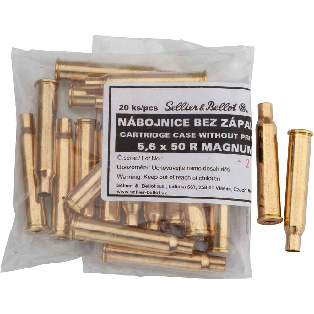 5,6x50 R Magnum, Sellier & Bellot