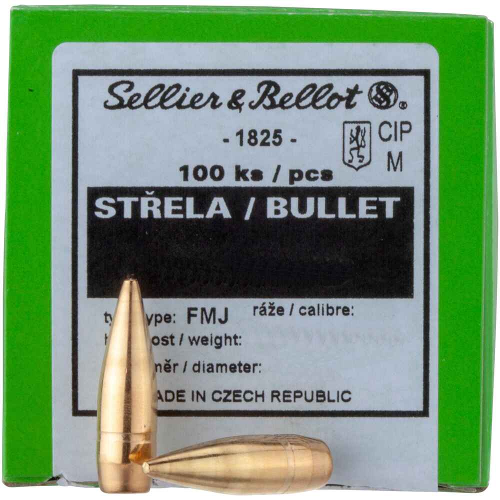 .323 (8mm S), 196grs. VlmBT, Sellier & Bellot