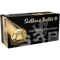 .32 S&W long, Wadcutter (6,3gr), Sellier & Bellot