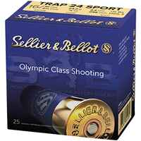 16/70, Sport Trap (24gr-2,4mm), Sellier & Bellot