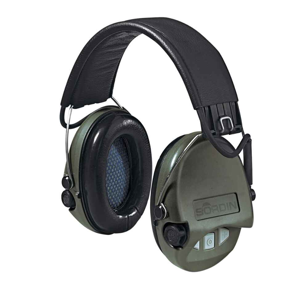 Casques anti-bruits Supreme Pro, Sordin