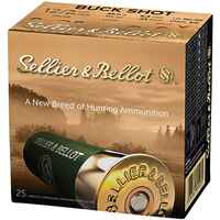 12/70, Buck Shot (36gr-8,4mm), Sellier & Bellot