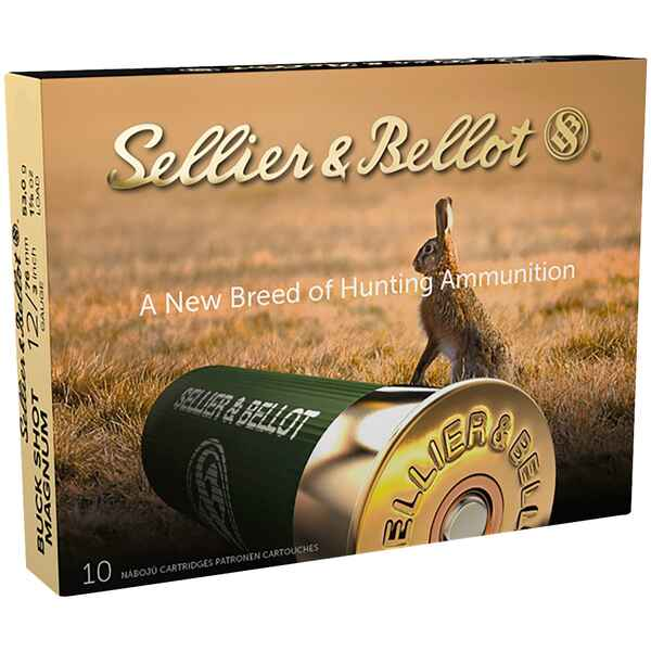 12/76, Buck Shot (53gr-8,4mm), Sellier & Bellot