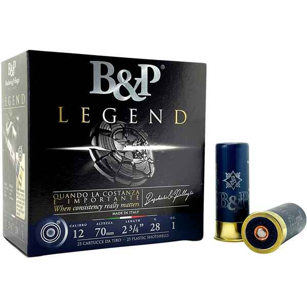 12/70, Legend Typo (24gr-2,4mm), Baschieri & Pellagri