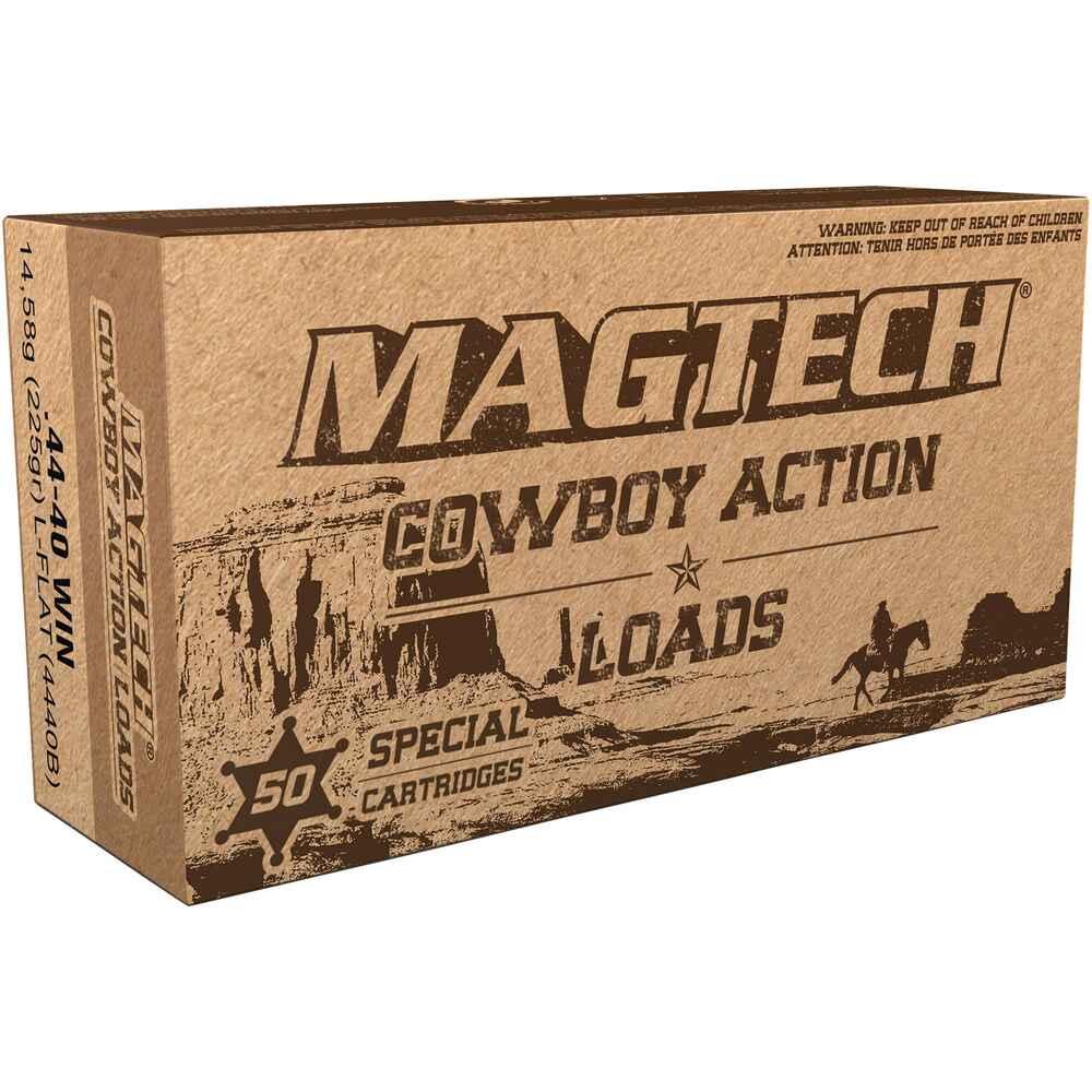 magtech 44 40 win lfn 14 6gr calibre 44 40 win cartouches pour arme de poing. Black Bedroom Furniture Sets. Home Design Ideas