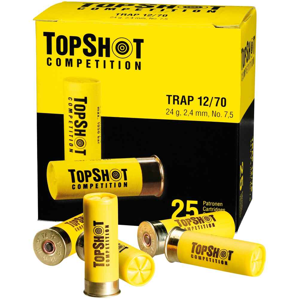 12/70, Trap (24gr-2,4mm), TOPSHOT Competition
