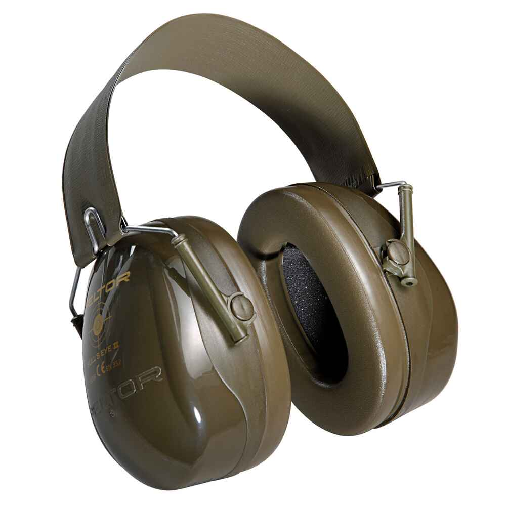 3m peltor casque anti bruit bull 39 s eye vert casques anti bruits et bouchons accessoires. Black Bedroom Furniture Sets. Home Design Ideas