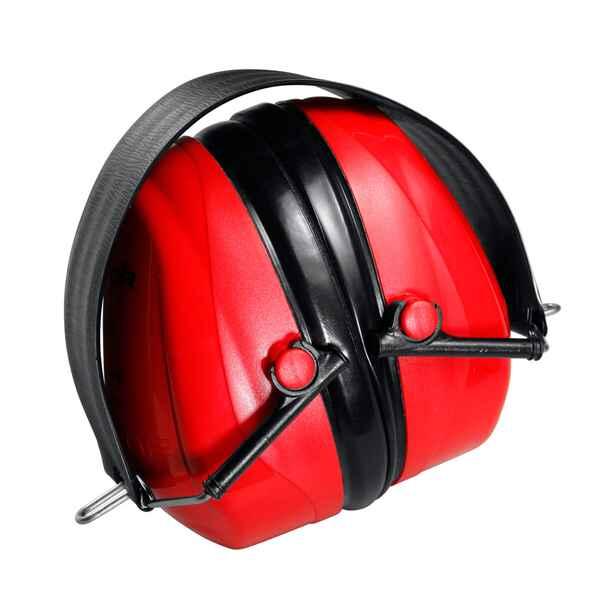 3m peltor casque anti bruit bull 39 s eye rouge casques. Black Bedroom Furniture Sets. Home Design Ideas