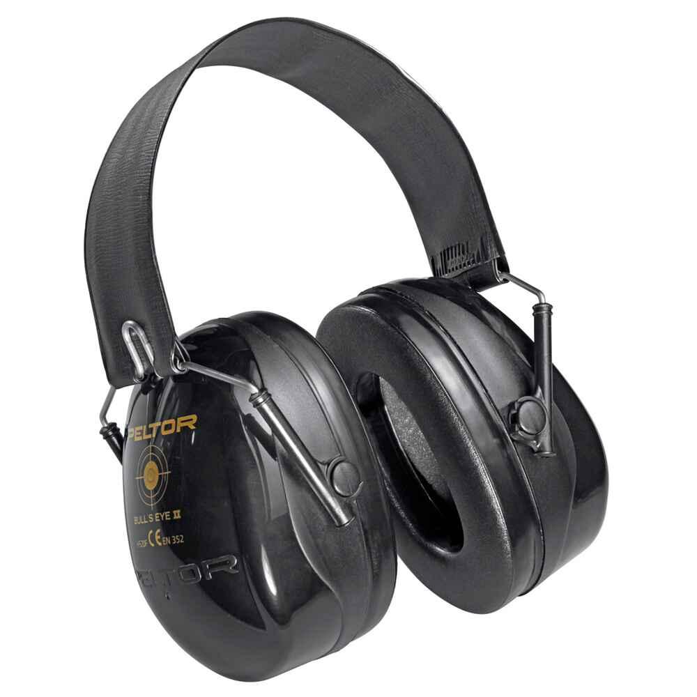 3m peltor casque anti bruit bull 39 s eye noir casques. Black Bedroom Furniture Sets. Home Design Ideas