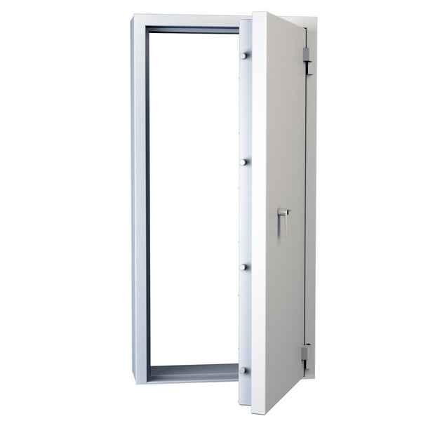 Iss porte pour chambre forte rom lazio 180x90x30cm armoires fortes s curit des armes for Porte blindee chambre forte