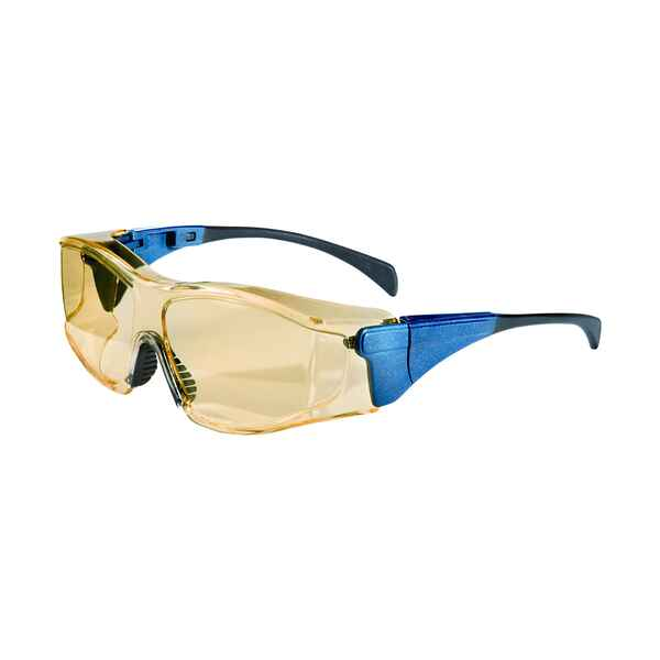 Lunette de protection Overspec - jaune, Howard Leight