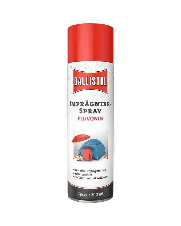 Spray nano-technologie, BALLISTOL