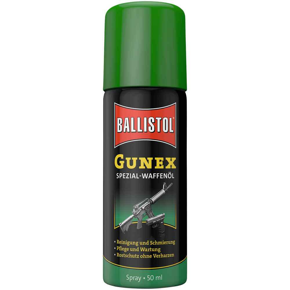 Gunex Spray, BALLISTOL