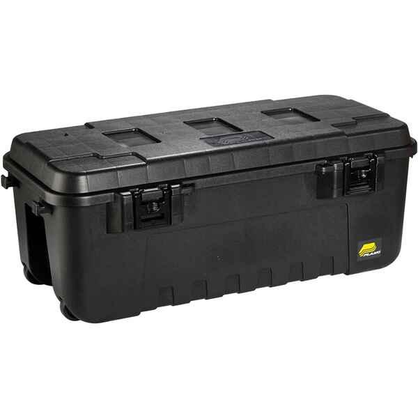 Plano Caisse de rangement pour coffre de voiture (Noire) - Accessoires pour le véhicule ...