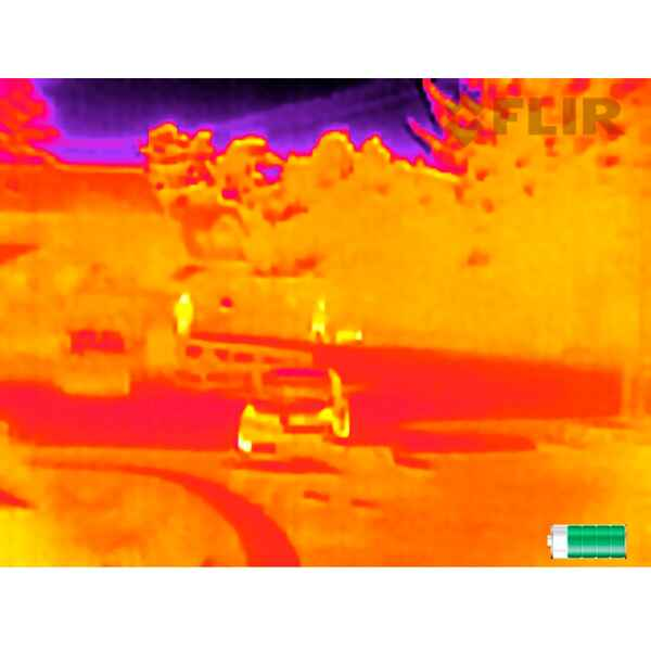 Camera thermique Scout TK Compact, FLIR