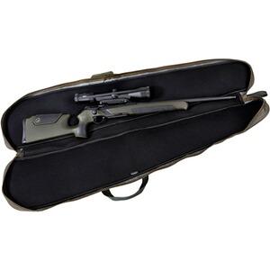 Deluxe noir rembourr/é fusil fusil /étui /à enfiler longue pour silencieux