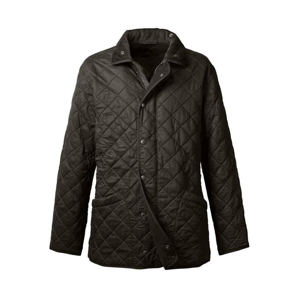 barbour veste matelass e duracotton polaire marron barbour textile boutique en ligne. Black Bedroom Furniture Sets. Home Design Ideas