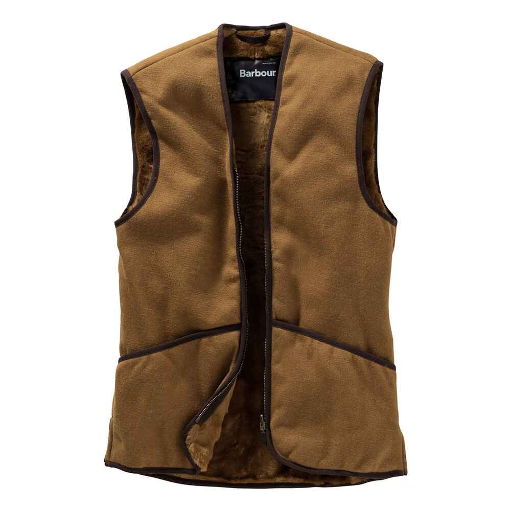 Gilet en fourrure synthétique Warm Pile, Barbour