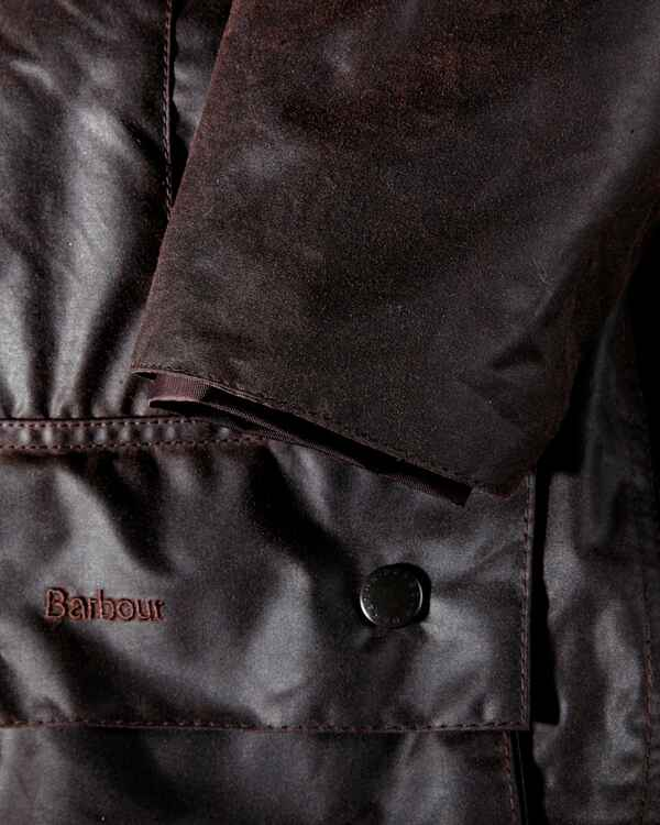 Veste Barbour Beaufort Marron