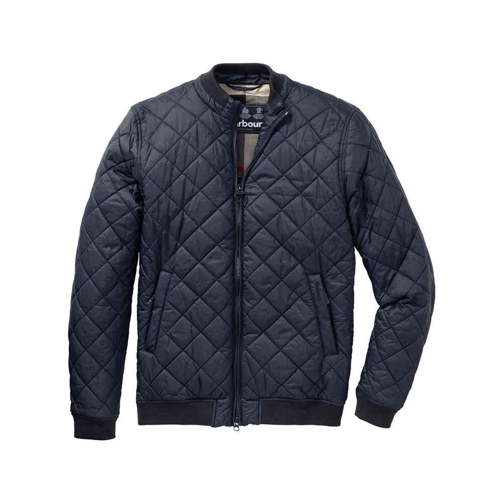 barbour veste matelass e pour homme holton bleu vestes. Black Bedroom Furniture Sets. Home Design Ideas