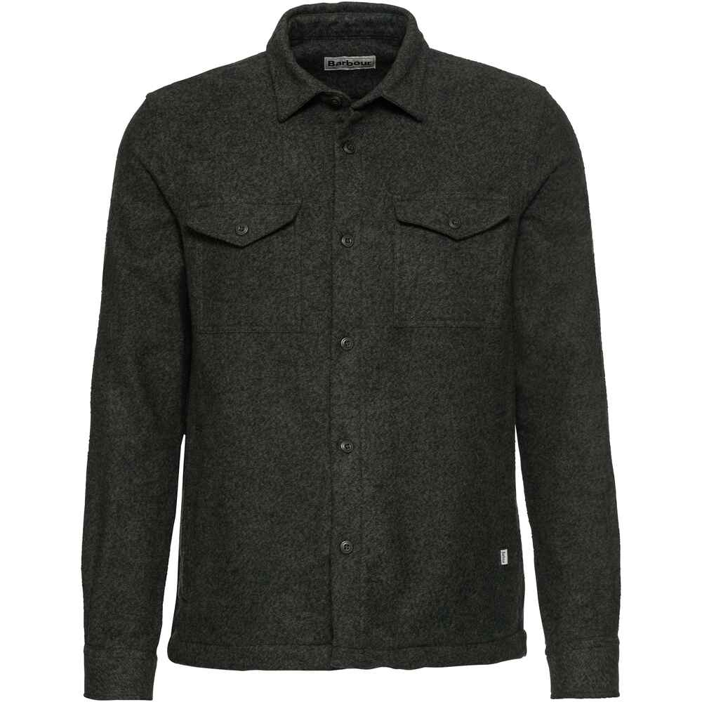 veste chemise Brushed Twill, Barbour