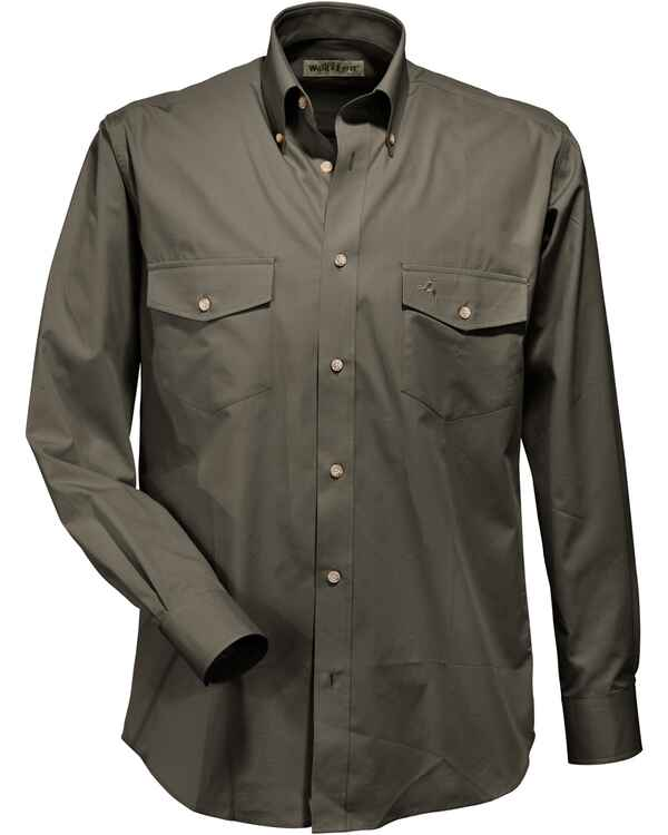 Chemise de chasse, Wald & Forst
