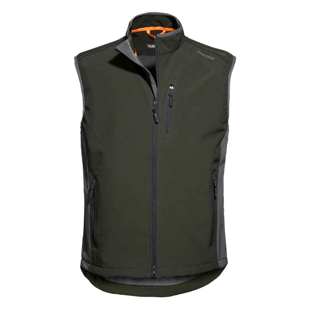 Gilet en softshell, Parforce