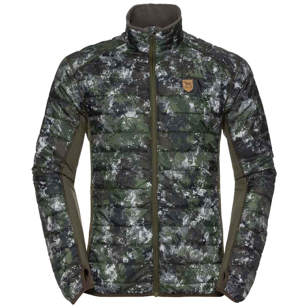 Veste Hybrid-Midlayer Taclwood, Parforce
