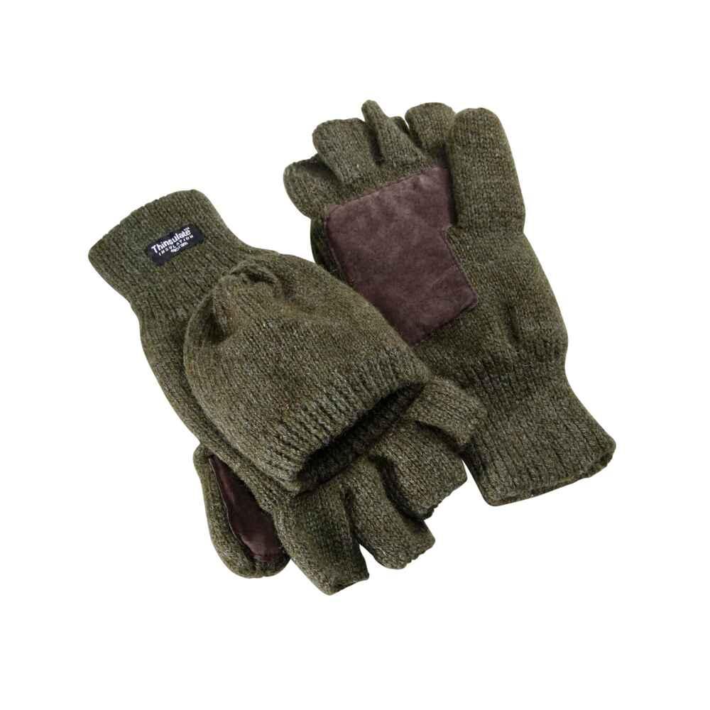 parforce moufles mitaines parforce vert gants charpes v tements de chasse homme. Black Bedroom Furniture Sets. Home Design Ideas