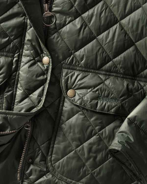 Manteau matelassé Greenfinch, Barbour